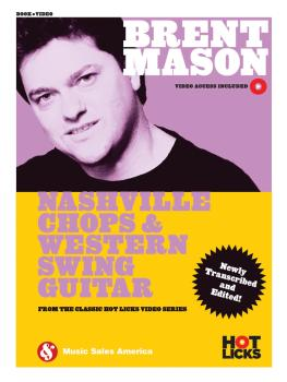 Brent Mason - Nashville Chops & Western Swing Guitar (HL-14047858)