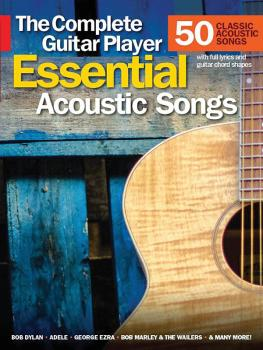Essential Acoustic Songs - The Complete Guitar Player: 50 Classic Acou (HL-14047986)