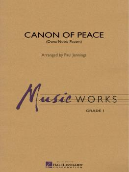 Canon of Peace (Dona Nobis Pacem) (HL-26625038)