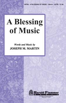 A Blessing of Music (HL-35000016)