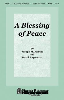 A Blessing of Peace: Words from Philippians 4:7 (HL-35000017)
