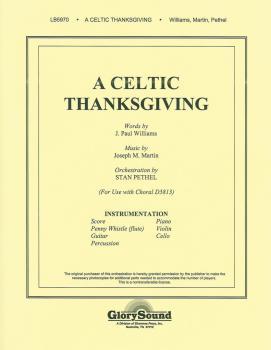 A Celtic Thanksgiving (Orchestration) (HL-35000038)