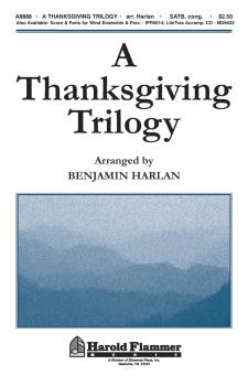A Thanksgiving Trilogy (HL-35000111)