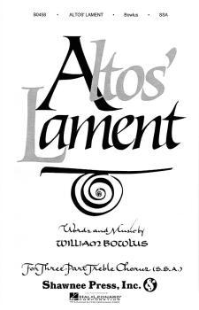 Altos' Lament (HL-35000763)