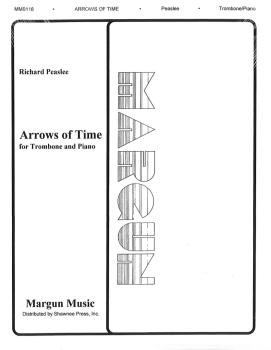 Arrows of Time (for Trombone and Piano) (HL-35001268)