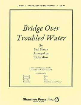 Bridge over Troubled Water (Show Band) (HL-35002422)