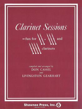 Clarinet Sessions 2-4 Clarinets (HL-35004049)