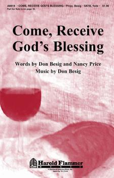 Come, Receive God'S Blessing (HL-35004498)