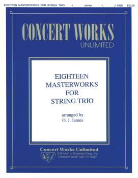 Eighteen Masterworks for String Trio (HL-35005866)