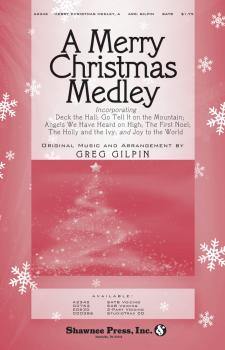 A Merry Christmas Medley (HL-35014141)
