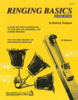 Ringing Basics Handbell Method Book Vol. 2 - 2nd Edition (for 3-Octave (HL-35018366)