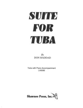 Suite for Tuba: Tuba in C B.C. and Piano (HL-35022071)