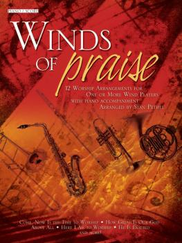 Winds of Praise (Piano/Score) (HL-35025933)
