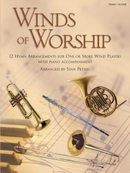 Winds of Worship (Piano/Score) (HL-35025943)