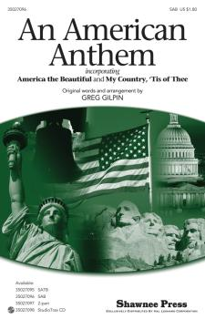 An American Anthem: incorporating America, the Beautiful and My Countr (HL-35027096)