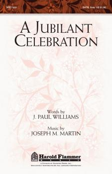 A Jubilant Celebration (with O God, Our Help in Ages Past) (HL-35027219)