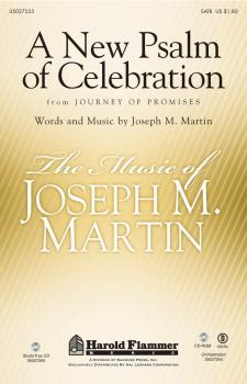 A New Psalm of Celebration (from Journey of Promises) (HL-35027253)