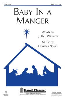 Baby in a Manger (From A Song is Born) (HL-35027308)