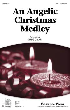 An Angelic Christmas Medley (HL-35028244)