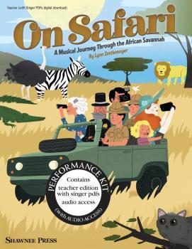 On Safari: A Musical Journey Through the African Savannah (HL-35030689)