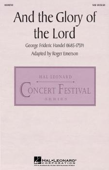 And the Glory of the Lord (from Messiah) (HL-40301730)