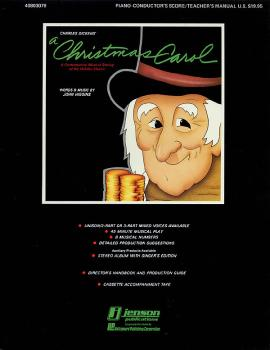 A Christmas Carol (A Holiday Musical Classic) (HL-40803079)