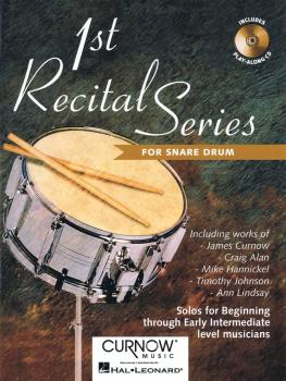 First Recital Series (Snare Drum) (HL-44001613)