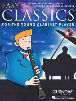 Easy Classics for the Young Clarinet Player (HL-44003244)