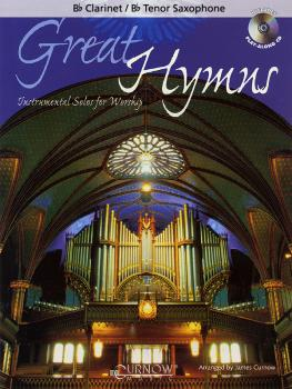 Great Hymns: Bb Clarinet/Bb Tenor Saxophone - Grade 3-4 (HL-44003649)