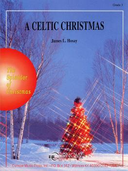 A Celtic Christmas: Grade 3 - Score and Parts (HL-44003927)