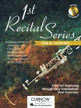 First Recital Series (Clarinet) (HL-44004358)