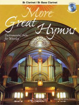 More Great Hymns (Clarinet) (HL-44005045)
