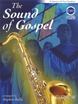 The Sound of Gospel: Bb Soprano or Bb Tenor Saxophone (HL-44006855)