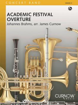 Academic Festival Overture: Grade 3 - Score and Parts (HL-44006916)