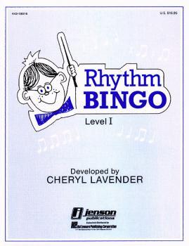 Rhythm Bingo - Level 1 (HL-44218016)