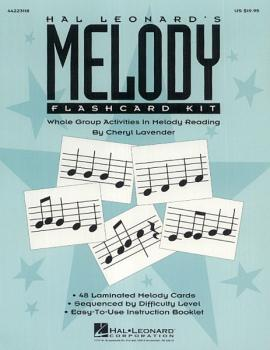 Hal Leonard's Melody Flashcard Kit (HL-44223118)