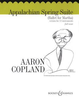 Appalachian Spring (Score) (HL-48001248)
