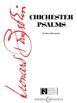 Chichester Psalms (Score) (HL-48001269)