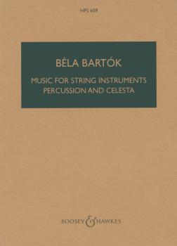 Music for String Instruments, Percussion and Celesta (HL-48002101)