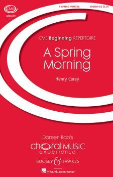 A Spring Morning: - A Pastoral CME Beginning (HL-48004490)