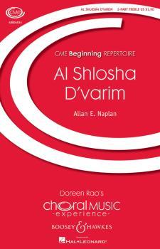 Al Shlosha D'varim (CME Beginning) (HL-48004534)