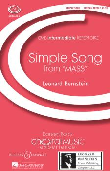 A Simple Song (from Mass) (HL-48004664)