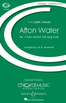 Afton Water (No. 1 from Scottish Folk Song Suite): No. 1 from Scottish (HL-48004958)
