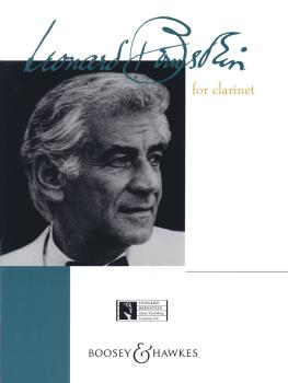 Bernstein: Bernstein for Clarinet (HL-48005910)