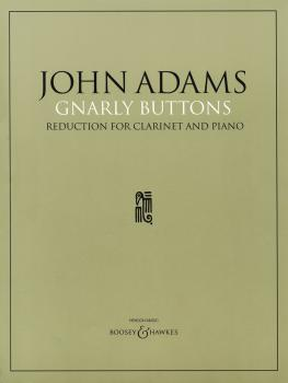 Gnarly Buttons (Clarinet and Piano) (HL-48005912)