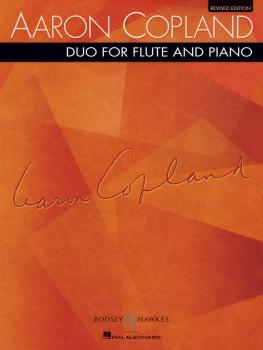 Duo for Flute and Piano (Revised Edition) (HL-48005922)