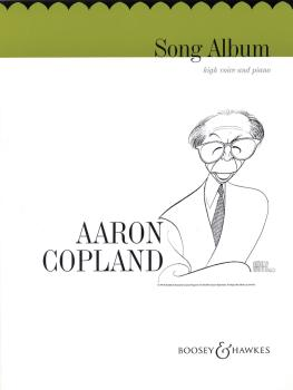 Aaron Copland - Song Album (for High Voice and Piano) (HL-48008385)