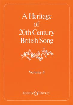 A Heritage of 20th Century British Song (Volume 4) (HL-48008415)