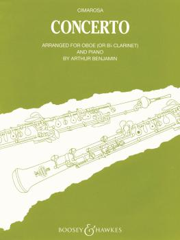 Concerto (for Oboe & Piano Reduction) (HL-48009057)