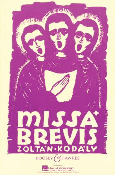 Missa Brevis (for Mixed Chorus and Organ or Orchestra) (HL-48009985)